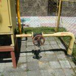 В Анапе в 12 микрорайоне жители многоквартирного дома неожиданно остались без газа
